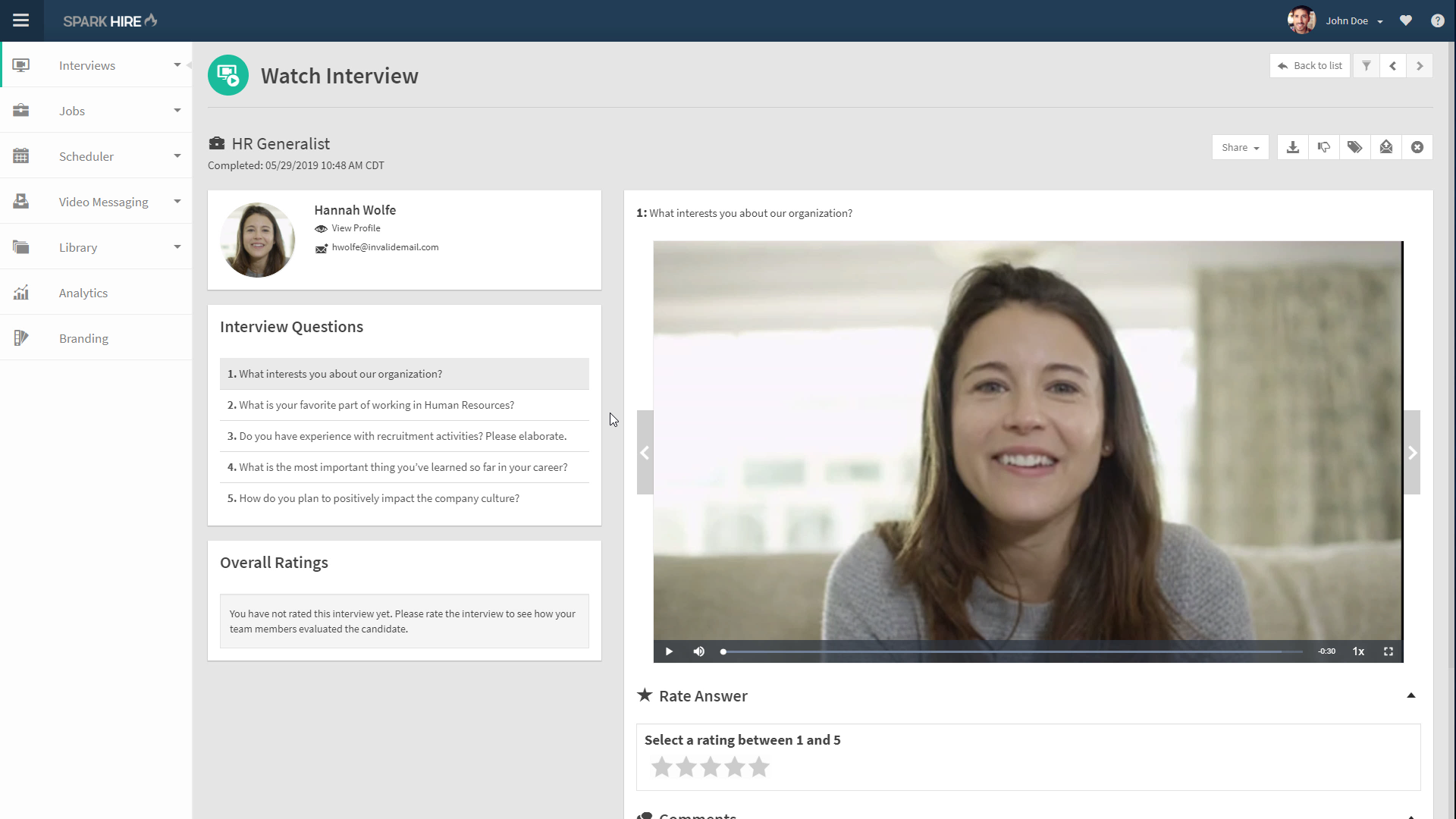 Taleo_Video_Tutorial_watch_interview_on_spark_hire.png